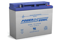 CINCH systems Back-Up Battery