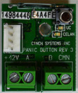 CINCH Systems Encrypted Panic Switch, Replacement Board Only